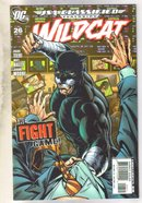 JSA Classified (Wildcat) #26 comic book near mint 9.4
