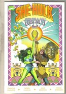 She-Hulk Ceremony Part Two comic book mint 9.8