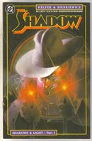 The Shadow #1 comic book near mint 9.4