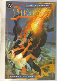 The Shadow #2 comic book near mint 9.4