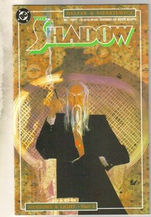 The Shadow #4 comic book mint 9.8