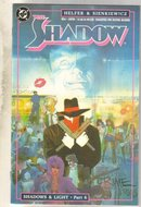 The Shadow #6 comic book near mint 9.4