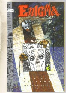Enigma #2 comic book near mint 9.4