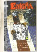 Enigma #2 comic book near mint 9.4