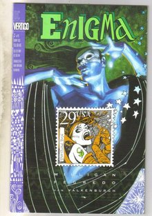 Enigma #3 comic book near mint 9.4