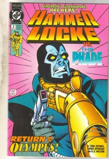 Hammer Locke #2 comic book near mint 9.4