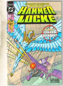 Hammer Locke #3 comic book near mint 9.4