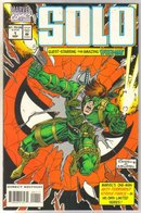 Solo #1 comic book mint 9.8