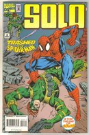 Solo #3 comic book near mint 9.4