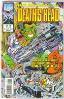 Incomplete Death's Head #8 comic book mint 9.8
