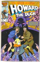 Howard The Duck #3 comic book mint 9.8