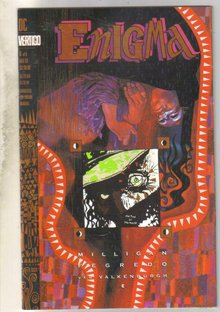 Enigma #6 comic book near mint 9.4