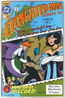 Elongated Man #1 comic book mint 9.8