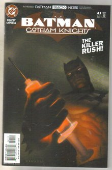 Batman Gotham Knights #41 comic book mint 9.8