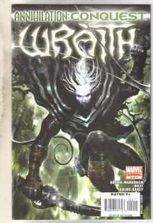 Annihilation: Conquest Wrath #2 comic book near mint 9.4