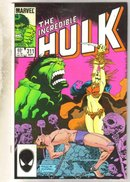 Incredible Hulk #311 comic book near mint 9.4