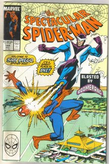 Spectacular Spider-man #144 comic book mint 9.8