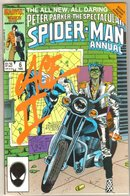 Spectacular Spider-man Annual #6 comic book near mint 9.4