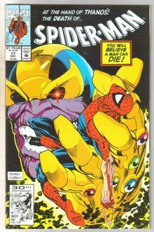 Spider-man #17 comic book mint 9.8