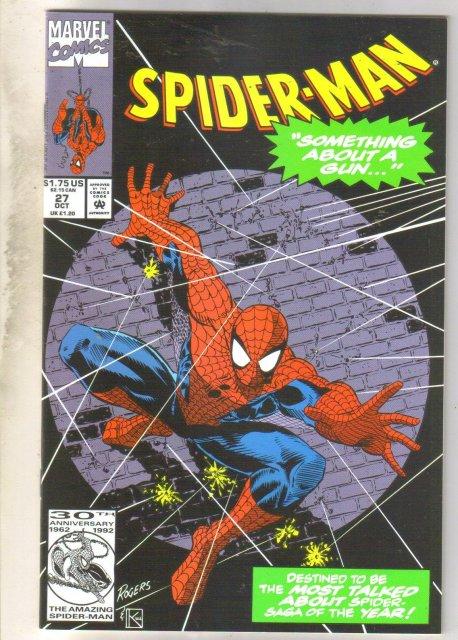 Spider-man #27 comic book mint 9.8