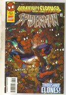 Spider-man #61 comic book near mint 9.4