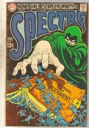 The Spectre #9 comic book very good/fine 5.0