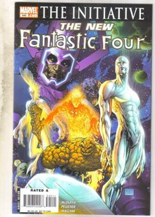 Fantastic Four #545 comic book mint 9.8