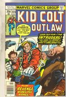 Kid Colt Outlaw #223 comic book very fine 8.0