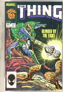 The Thing #17 comic book near mint 9.4