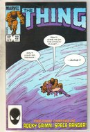 The Thing #22 comic book near mint 9.4