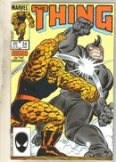 The Thing #24 comic book near mint 9.4