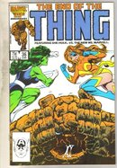 The Thing #36 comic book near mint 9.4