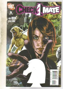 Checkmate #5 comic book near mint 9.4