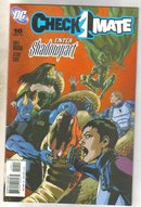 Checkmate #10 comic book near mint 9.4