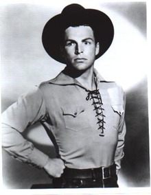 Buster Crabbe photograph