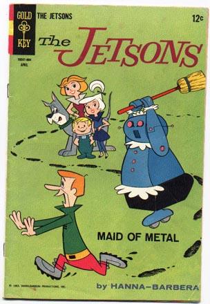 Jetsons comic #26 vg/fn 5.0