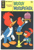 Woody Woodpecker comic #105 vf 8.0