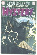 House of Mystery  #179 comic book  fn 6.0