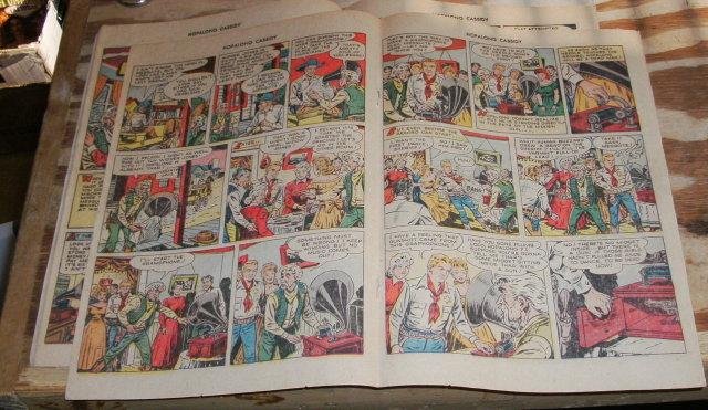 Hopalong Cassidy #25 comic vg/fn 5.0