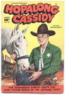Hopalong Cassidy #29 comic vg 4.0