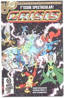 Crisis on Infinite Earths #1 comic mint 9.8