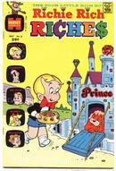 Richie Rich Riches #6 comic vf 8.0