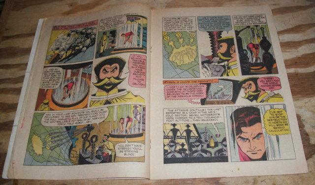 Magnus Robot Fighter #10 comic book vg 4.0