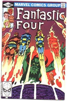 Fantastic Four #232 comic book mint 9.8