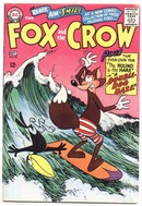 Fox and the Crow #93 comic book vf- 7.5
