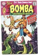 Bomba the Jungle Boy #2 comic book fn 6.0