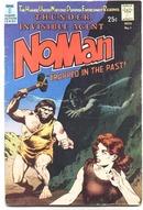 NoMan #1 comic vg+ 4.5