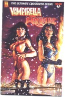 Vampirella Witchblade #1 comic nm 9.4