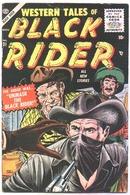 Black Rider #31 comic book  vg+ 4.5