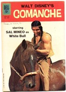 Comanche movie comic book vg+ 4.5